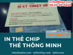 In thẻ chip